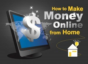 Make Money Online From Home - Responsive Blogging