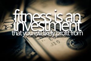 Invest in Your Fitness