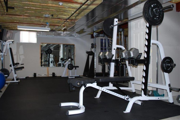 How to Build a Home Gym on a Budget