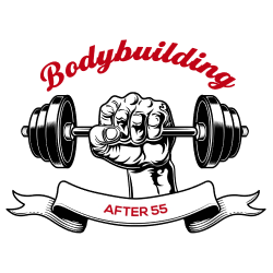 BodybuildingAfter55 Logo
